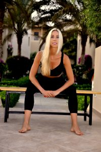 Jane Uhlig, Personal-Trainerin, Yoga-Trainerin, Fitness-Trainerin, Zumba- Trainerin