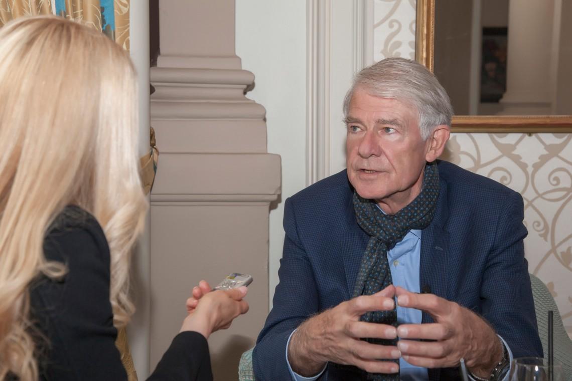 Prof. Dr. Wolf Singer, Hirnforscher, über die größte Herausforderung der Zukunft
