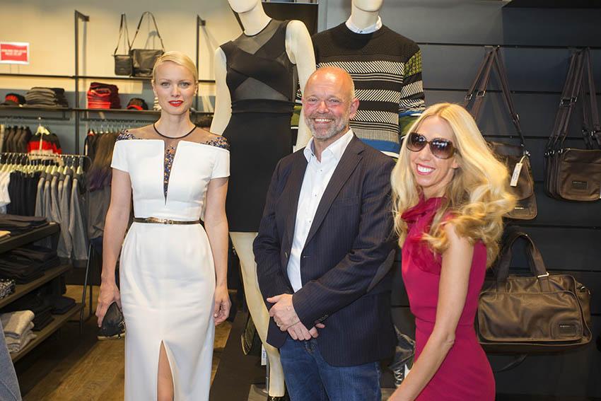 FASHION OUTLET MONTABAUR wird mit Topmodel Franzika Knuppe eröffnet