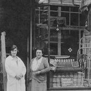 Hedwig Rid und Rosa Zaininger