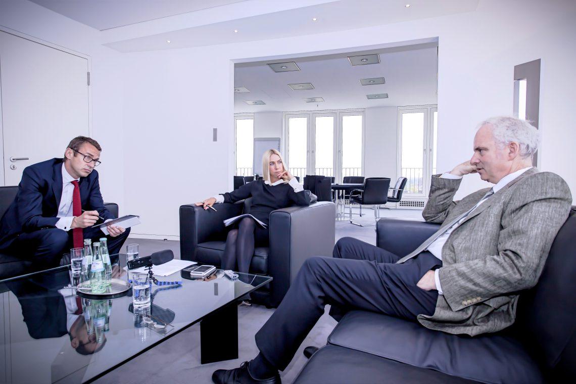 E.ON- CEO Johannes Teyssen: Seien Sie ein guter Menschenfischer