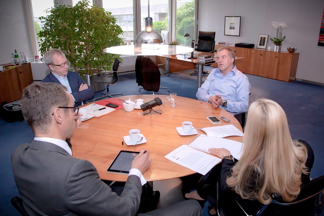 Rainer Hillebrand, Otto Group: Hungrig nach der besten Lösung