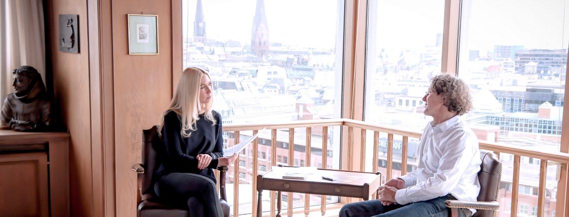 Bilanz-Chefredakteur Klaus Boldt: Um das Scheitern wird ein Kult betrieben