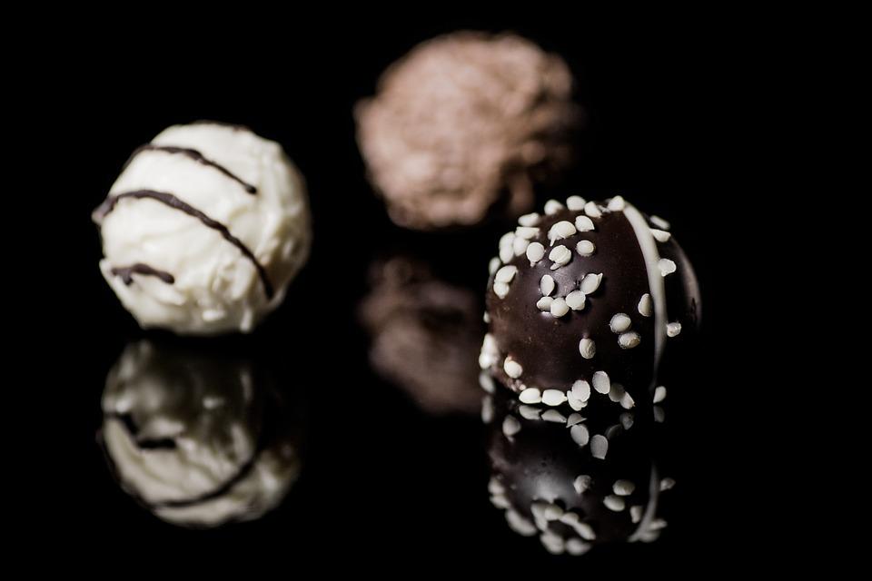 Mit eisgekühlter Schokolade den Himmel auf Erden schmecken
