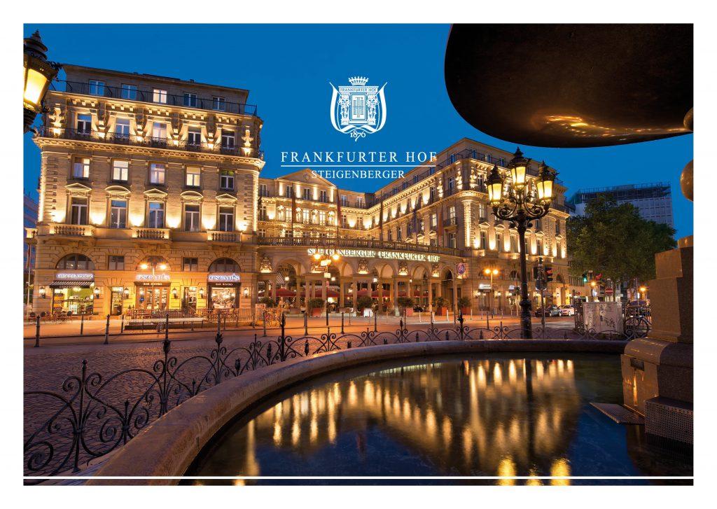 Luxushotel: Steigenberger Frankfurter Hof