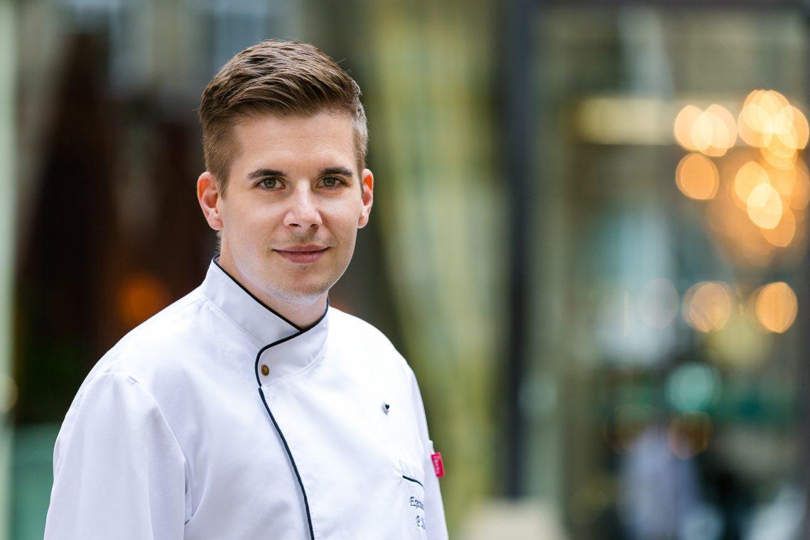 Philipp Henkes ist neuer Küchendirektor im Steigenberger Frankfurter Hof