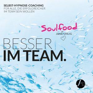 Hörbuch von Jane Uhlig: So bin ich besser im Team