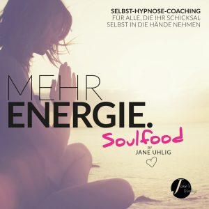 Hörbuch von Jane Uhlig: so erhalte ich mehr Energie