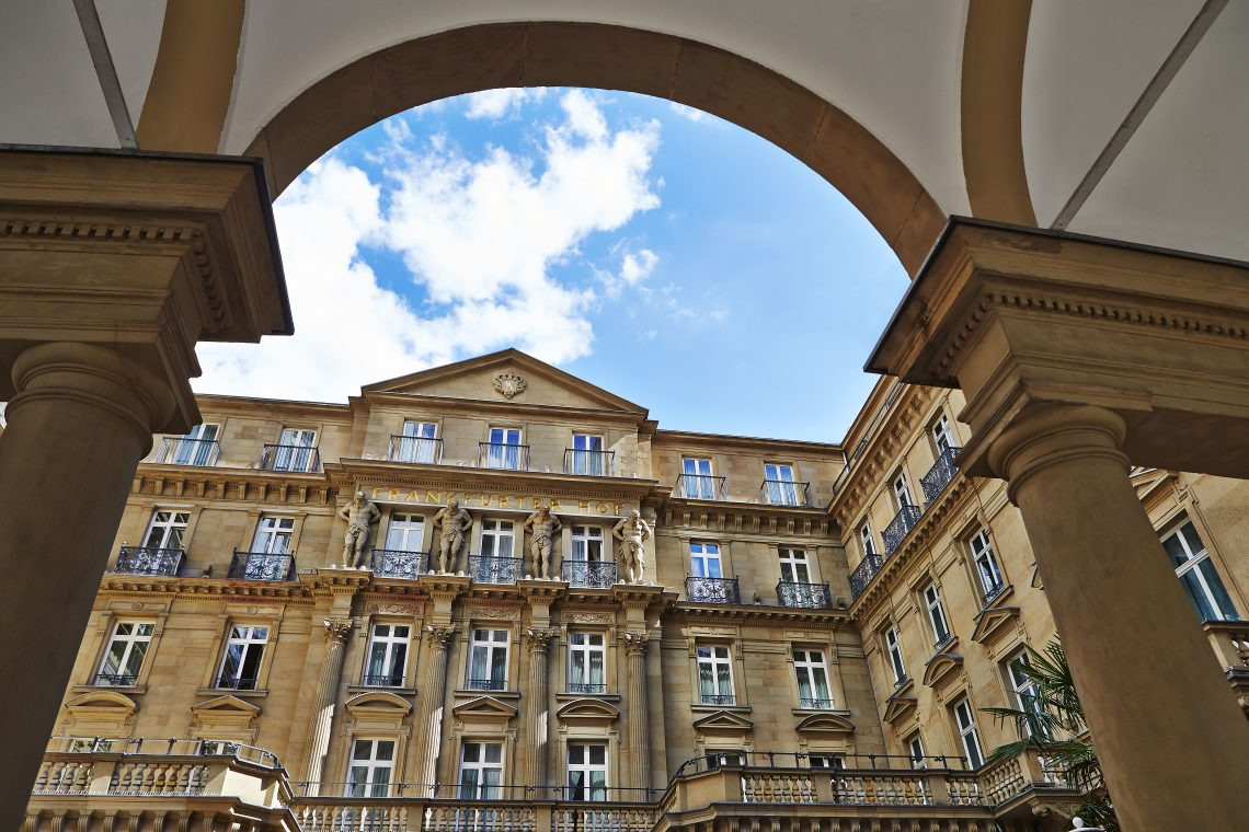 THE SPA Steigenberger Frankfurter Hof mit World Luxury Spa Award 2017 ausgezeichnet