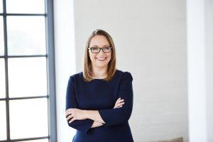 Natascha Hoffner, Geschäftsführerin herCAREER