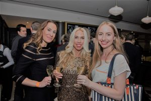 Mit dabei: Lifestyle-Bloggerin Esther, Jane Uhlig, Designerin Anja Zörner