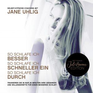 So schlafe ich besser, Hörbuch von Jane Uhlig (BETTENRID)