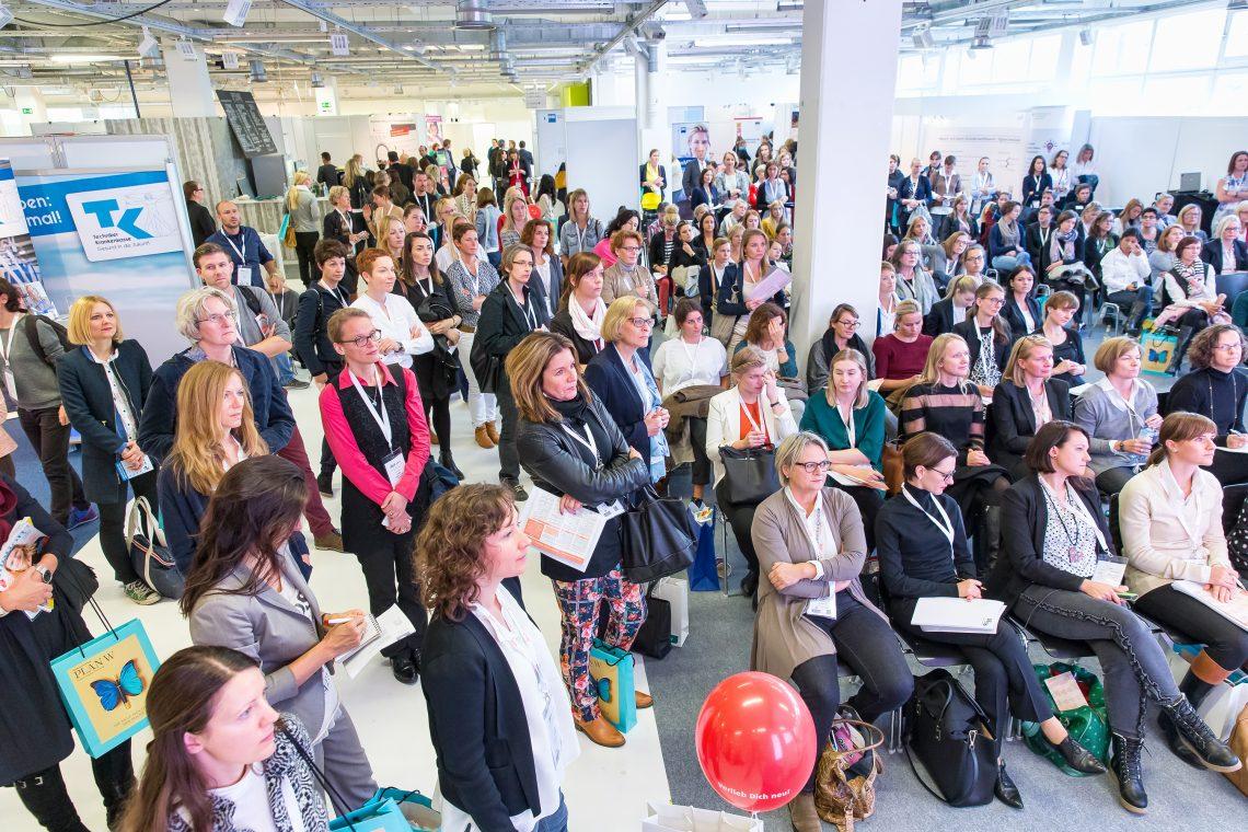 herCAREER: Industrie und Gewerbe übersehen Frauen immer noch