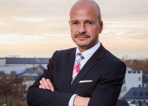 Hoteldirektor Michael Mauersberger