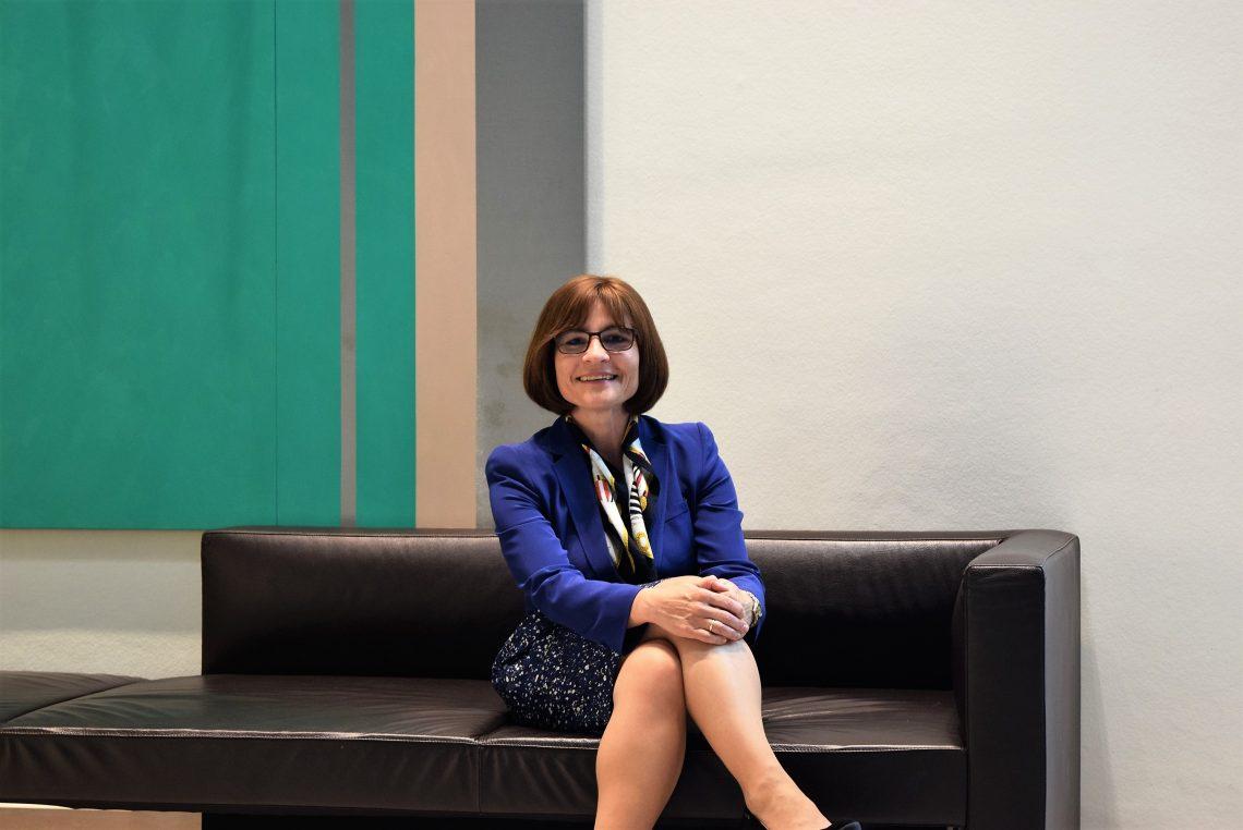 herCAREER: Jutta Schneider, Global Head bei SAP SE, über Authentizität im Job