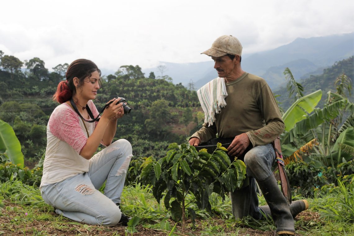 Neue Nespresso Kampagne: Kaffeebauern in Kolumbien