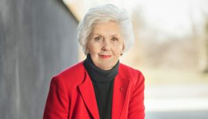 Keynotspeakerin der herCAREER ist Megatrendspezialistin Monique R. Siegel