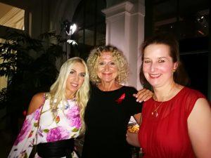 Auch Bestseller-Autorin Susanne Fröhlich kam zu LOVEBALL-Frankfurt