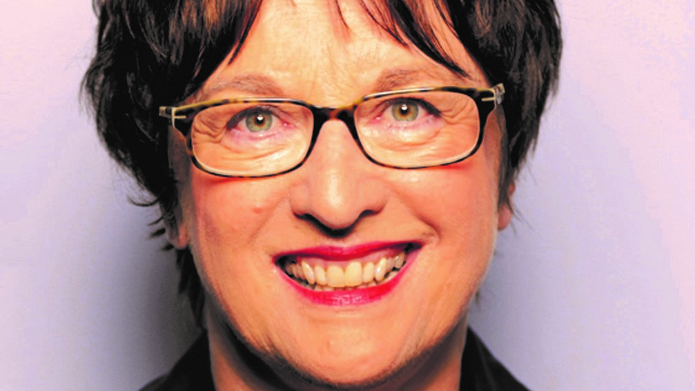 Bundeswirtschaftsministerin Brigitte Zypries auf der herCAREER@Night