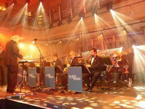 hr-Big Band spielte auf dem LOVEBALL-Frankfurt