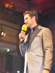 hr-Moderator Marco Schreyl moderierte