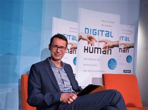 Kai Anderson, Buchautor Digital Human