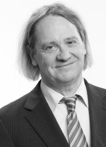 FNP-Chefredakteur a.D. Rainer Gefeller