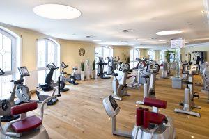Fitness im Luxushotel Lärchenhof