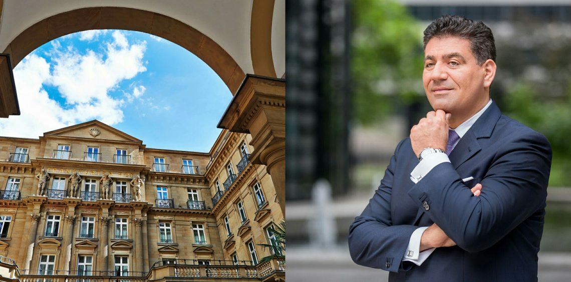 Spiridon Sarantopoulos über Besonderheiten der Grüne Soße-Woche im Steigenberger Frankfurter Hof