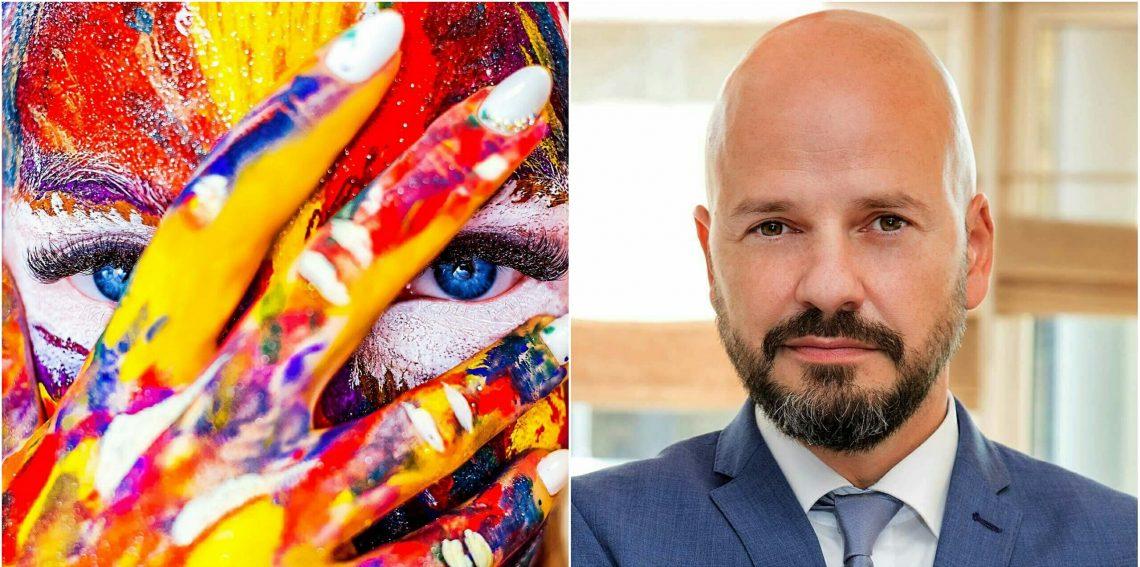 """Michael Mauersberger: """"Jede Mitarbeiterin erhält zum Internationalen Frauentag ein Herz und eine Rose"""""""