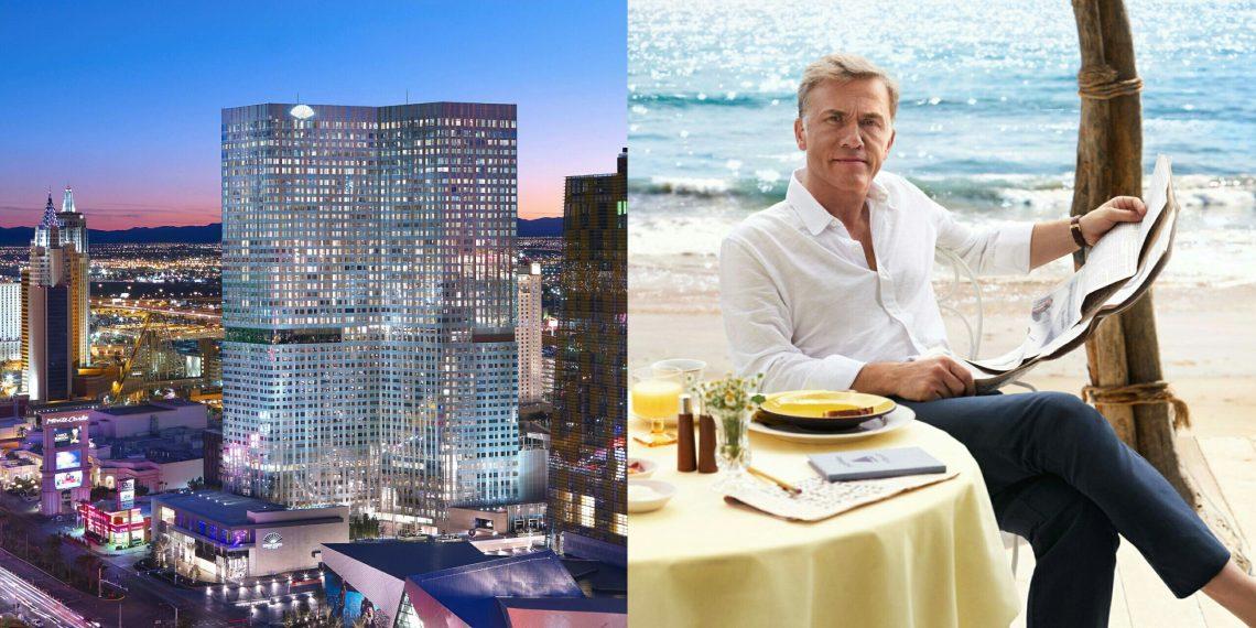 """Christoph Waltz ist neuer """"Fan"""" der Mandarin Oriental Hotel Group"""