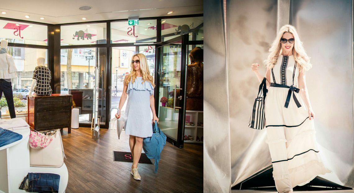 Die schönsten Fashion-Trends gibt's jetzt im Store JS Lifestyle in Bad Soden (Taunus)