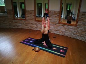 Yoga Special: Yoga Trainerin Jane Uhlig im Lärchenhof