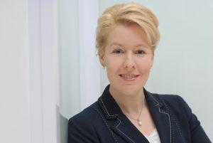 Schirmherrin Dr. Franziska Giffey, Bundesministerin für Familie, Senioren, Frauen und Jugend (Foto: SPD Berlin, Joachim Gern)