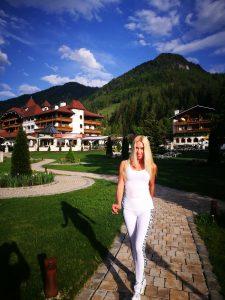 Lifestylebloggerin Jane Uhlig liebt den Lärchenhof