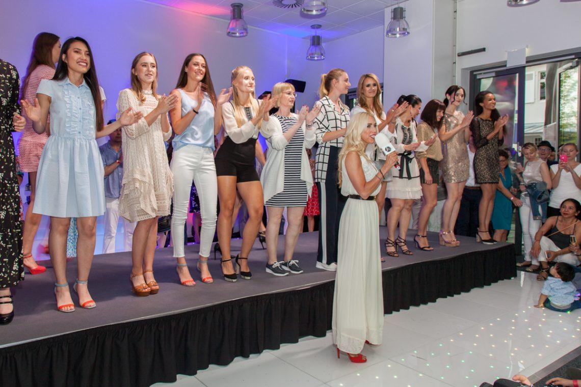 JS Lifestyle Fashion präsentierte brandheiße Fashion Show