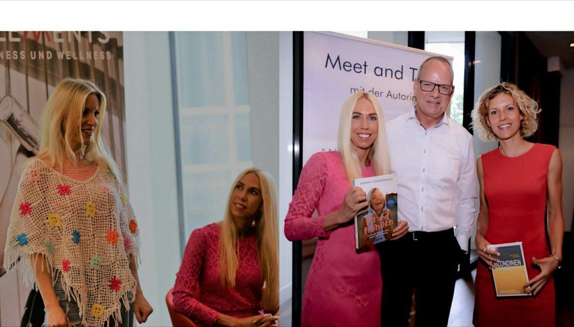Meet and Talk: Fit und fröhlich mit TV-Sportmoderatorin Annika Zimmermann