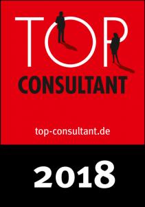 Top Consultant 2018