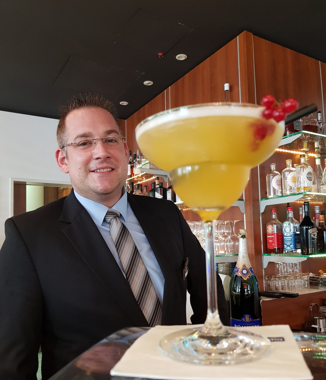Kühle Cocktails gefragt?