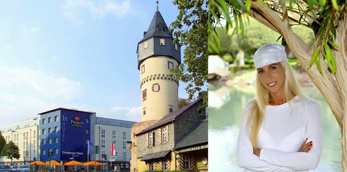 After Work Anti-Stress Yoga im Best Western Premier IB Hotels Friedberger Warte