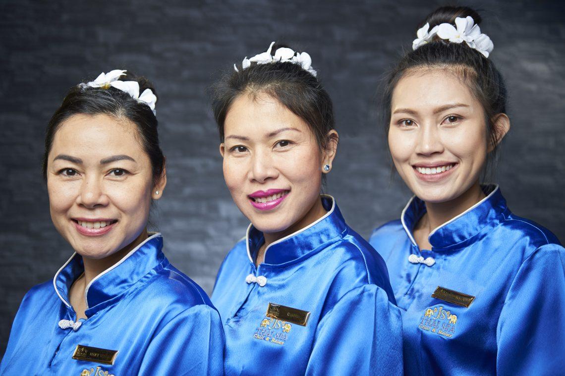 Beste thailändische Massagen im JS Thai Spa Bad Soden im Taunus
