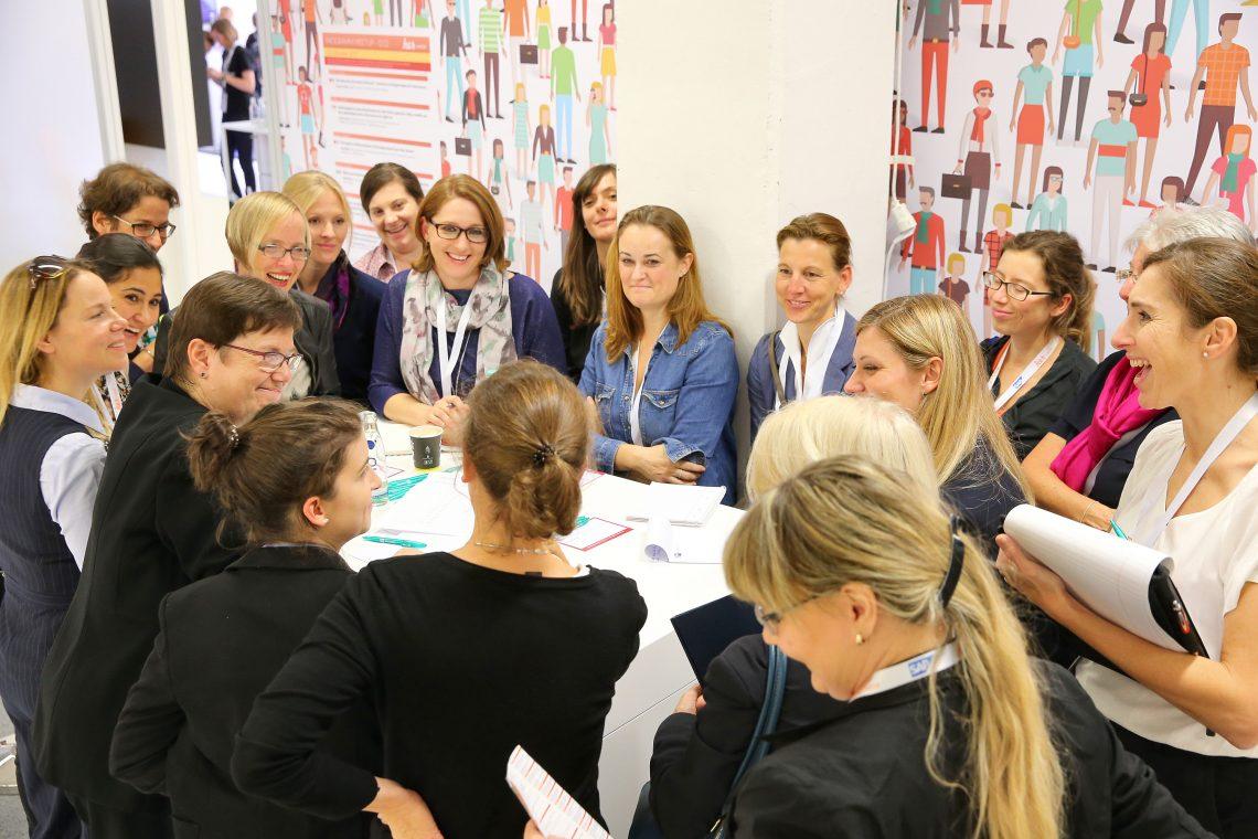 Besucherrekord: herCAREER wird zur Leitmesse für weibliche Karriereplanung