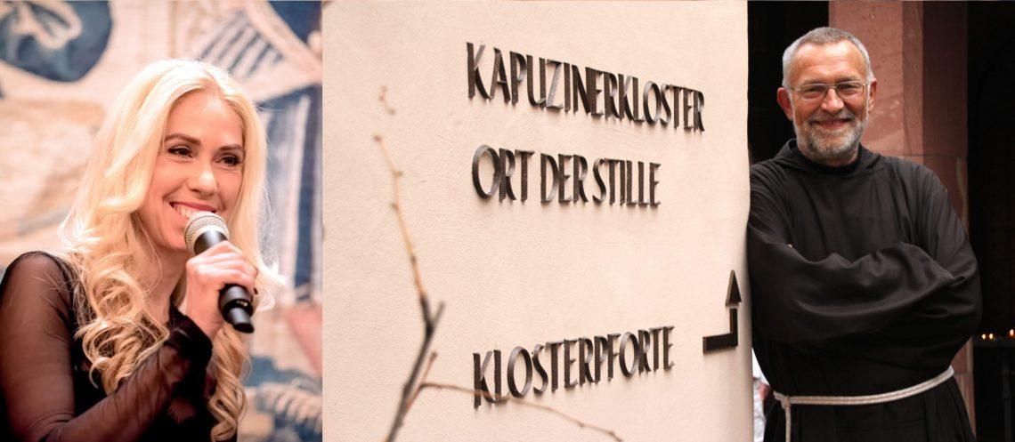 Exklusive Einladung zum Frankfurter Autorengespräch mit Bruder Paulus über Glück, Frieden und das, was wirklich wichtig ist