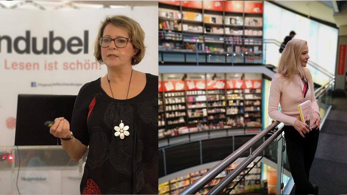 Hugendubel Frankfurt Steinweg: Bestsellerautorin Stefanie Stahl über Nestwärme, die Flügel verleiht