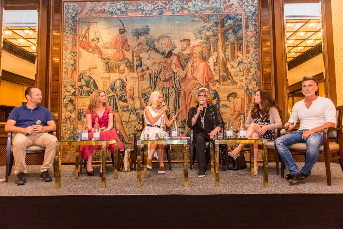 Im Luxushotel Steigenberger Frankfurter Hof traf sich die Prominenz der deutschen Coaching-Szene