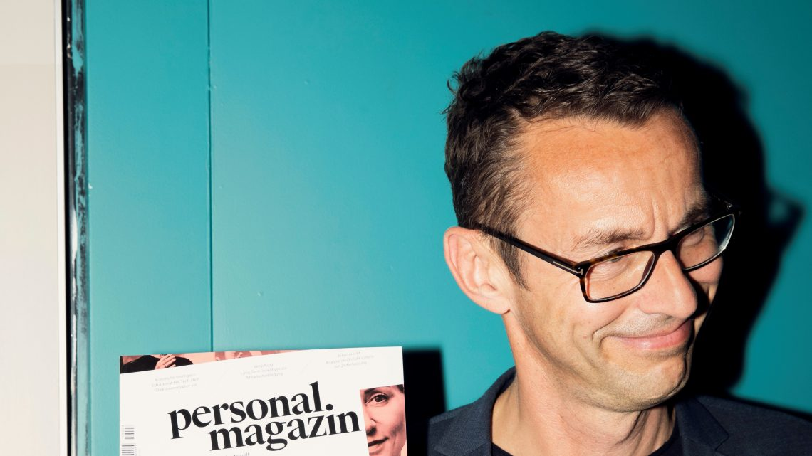 Personalmagazin: Kai Anderson – Der Erfolgsmacher