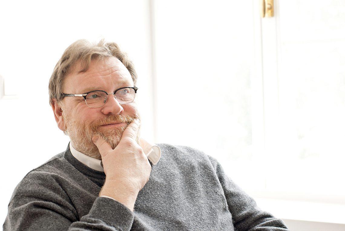 """Wolf Lotter: """"Emanzipation und Innovation muss man selber machen"""""""