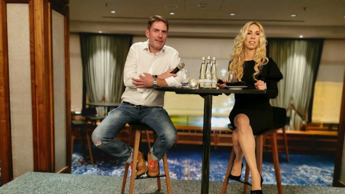 Das sagt Teleshopping-Star Björn Brost zu Moderatorin Jane Uhlig