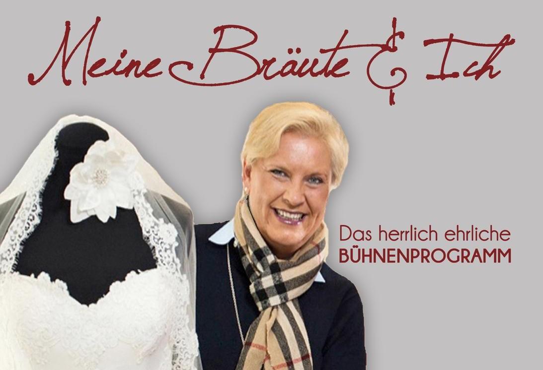 """FAB CITY und Der Brautladen präsentieren: Meike Buschening- Kaffenberger mit """"Meine Bräute & Ich"""""""