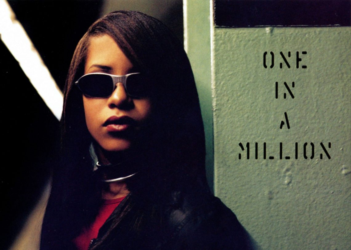R'n'B-Ikone Aaliyah Vibe